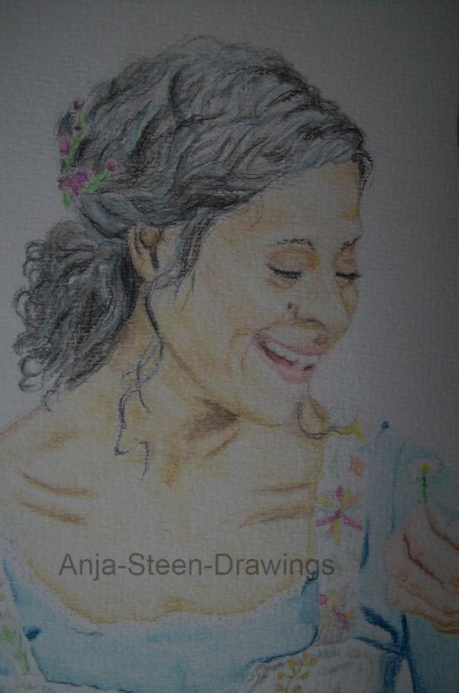 Angel Coulby por anjasteen